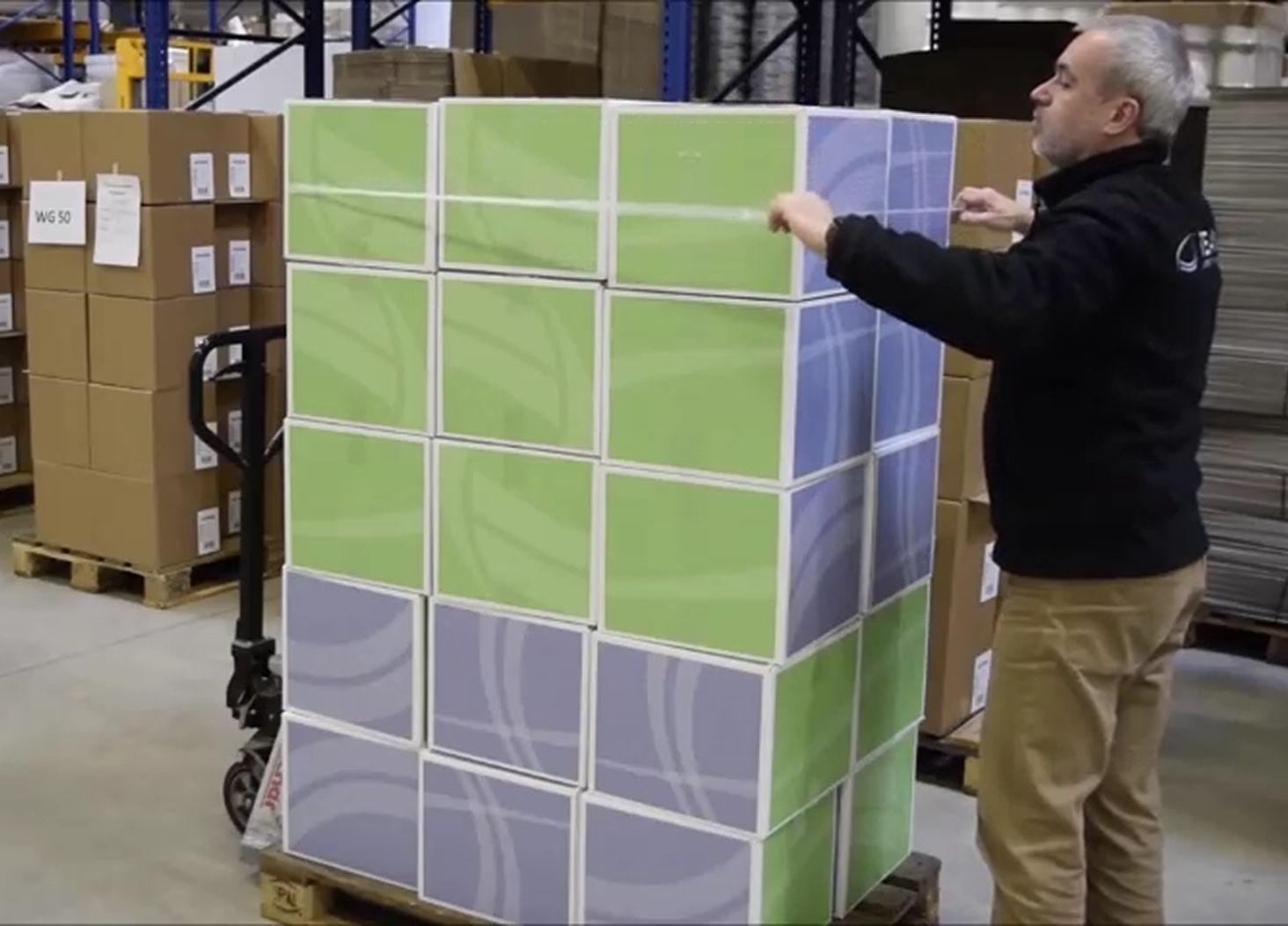 Why Use Pallet Stretch Bands